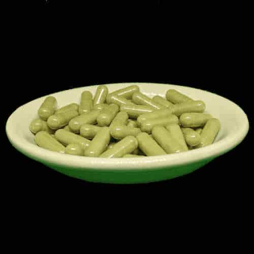 Green Malay Euphoria Capsules | Socratic Solutions