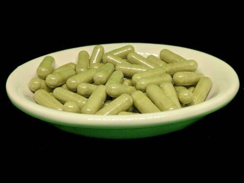 Green Sunda Kratom Capsules from Socratic Solutions