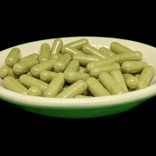 Green Sunda Kratom Capsules from Socratic Solutions