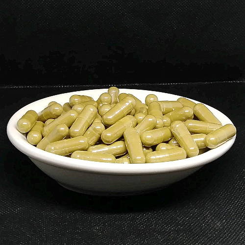 Yellow Thai Kratom Pills From Socratic Solutions