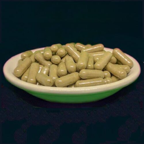 Green Nias Kratom Capsules From Socratic Solutions