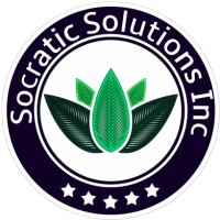 Socratic Solutions Green Header Logo